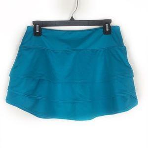 Athleta layered skirt skort athletic tennis